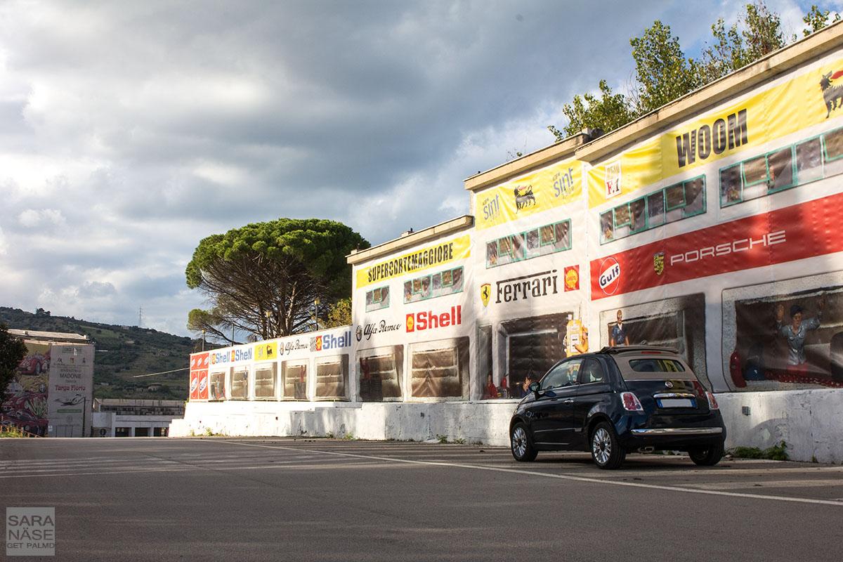 Fiat 500 Targa Florio