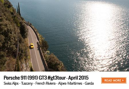 GT3 road trip