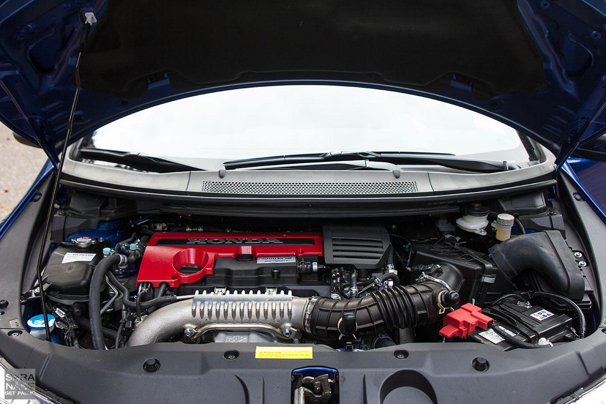 Honda Civic Type R 16