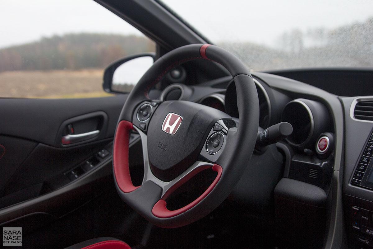 Honda Civic Type R 33