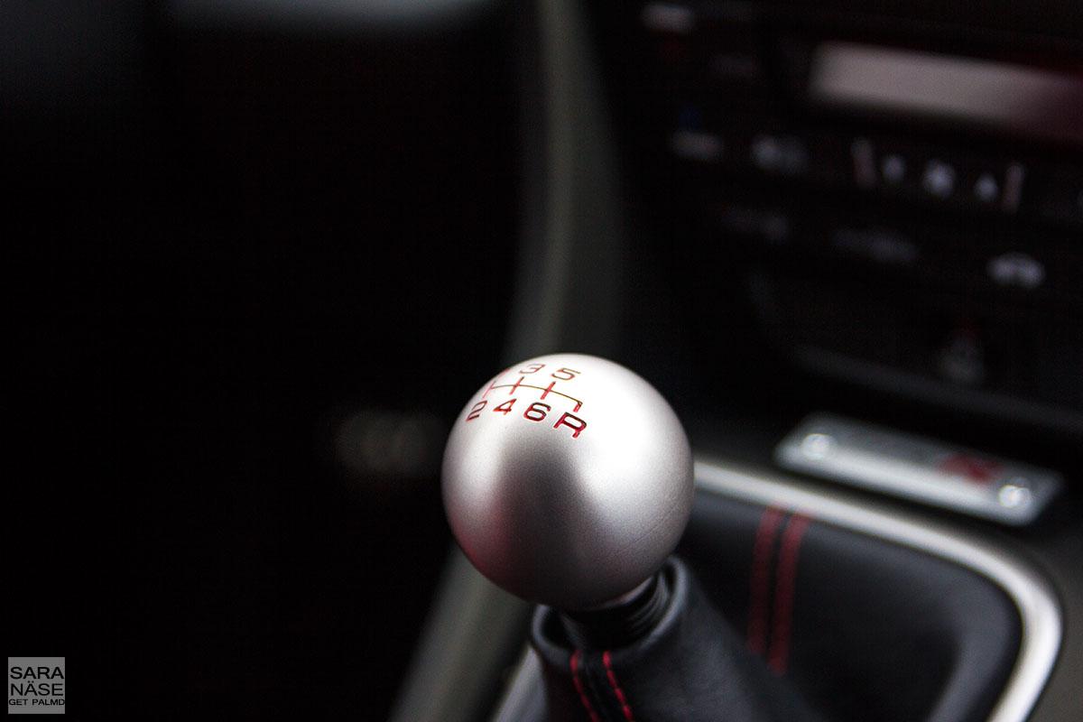 Honda Civic Type R 6 speed manual