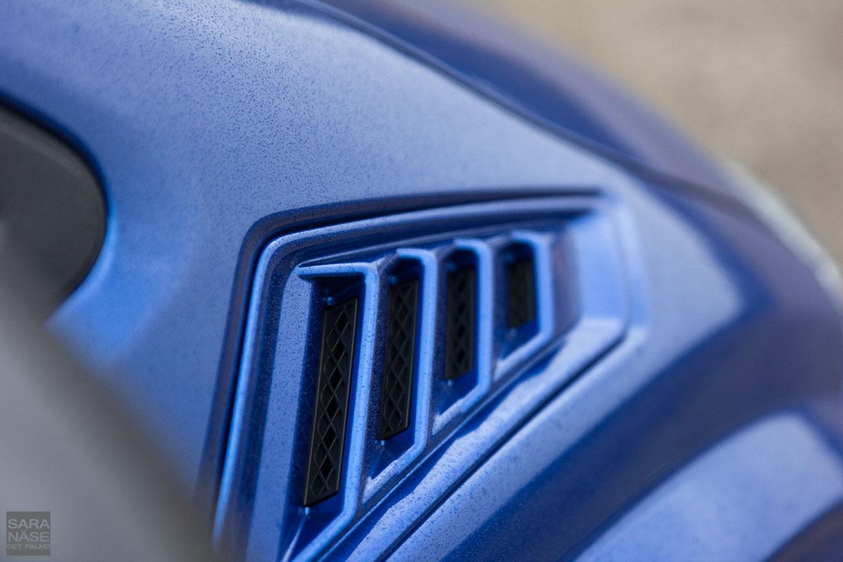 Honda Civic Type R detail