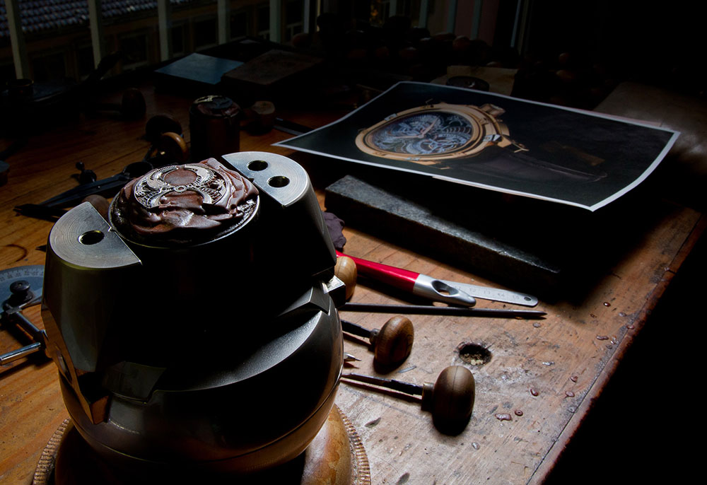 Louis Moinet watchmaker
