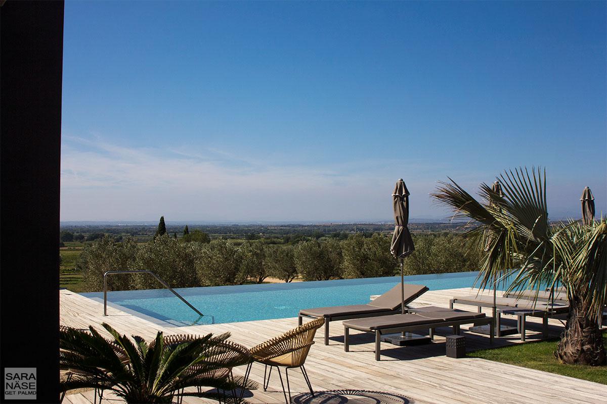 Mas Lazuli pool oasis