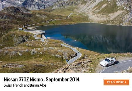 Nissan 370Z Nismo road trip