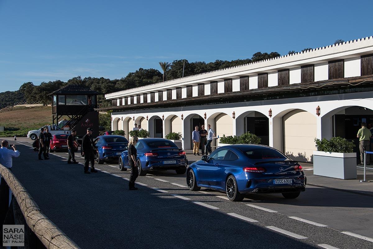Ascari-Mercedes-Benz-event