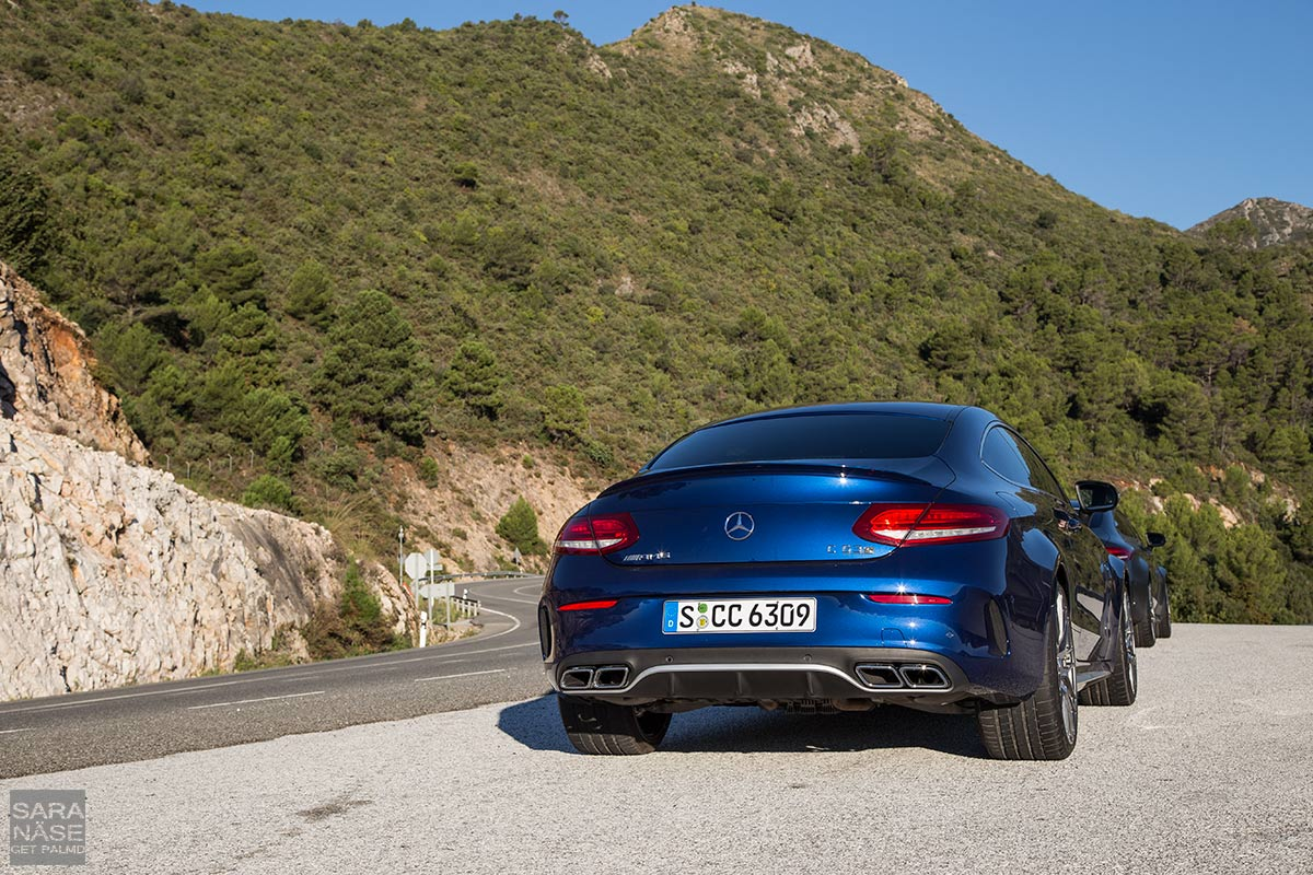 Rear-Mercedes-AMG-C63