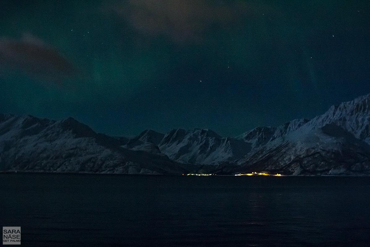 Northern Lights Oksfjord