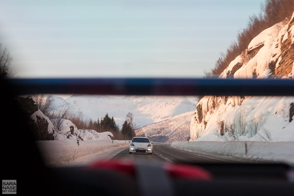 Porsche in Norway