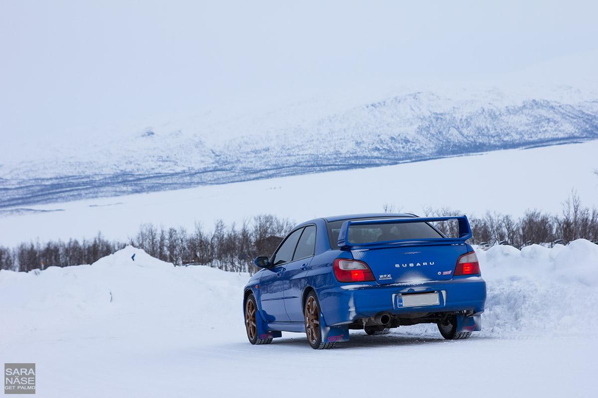 Subaru Impreza WRX STI Prodrive