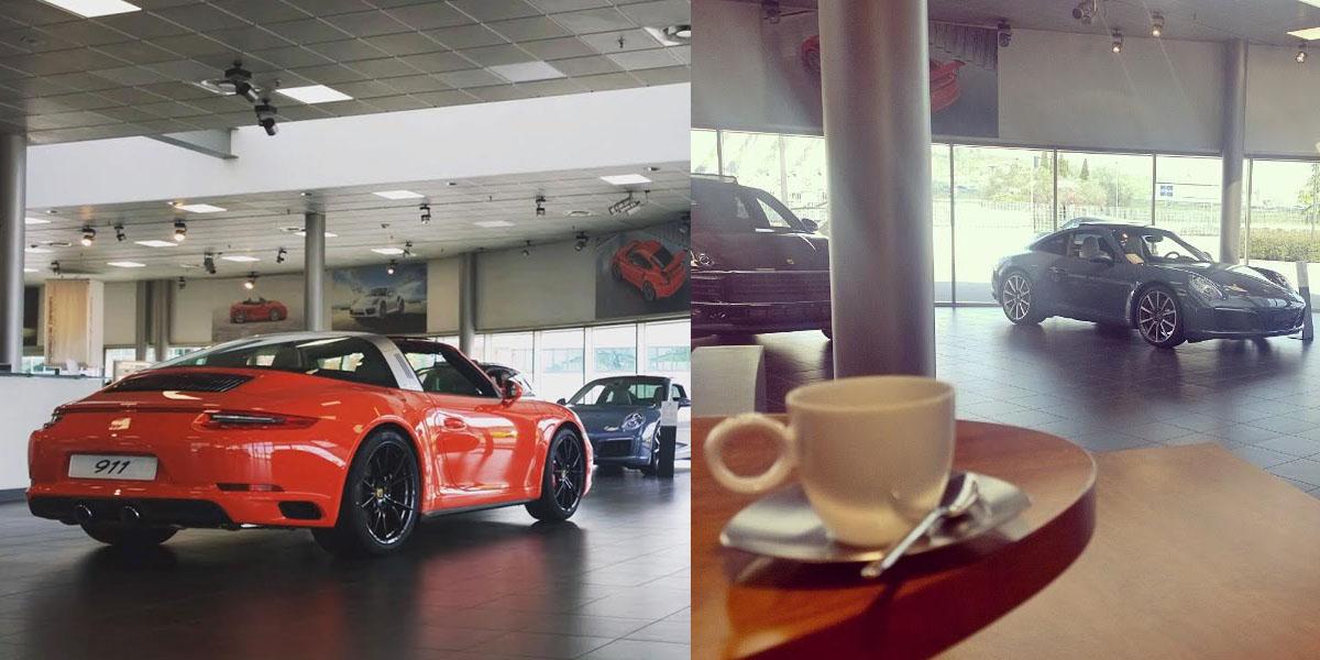 Centro Porsche Brescia Italy