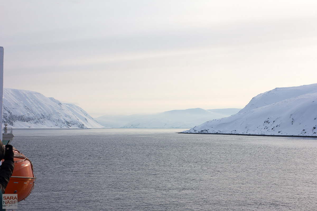 Hurtigruten-winter-landscape