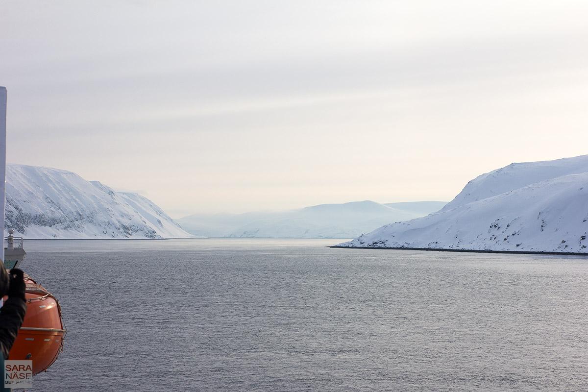Hurtigruten-winter-landscape