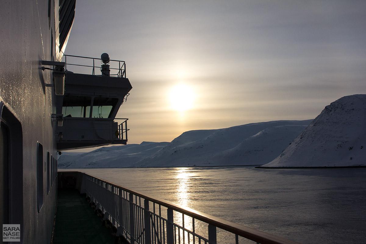 Hurtigruten-winter-view