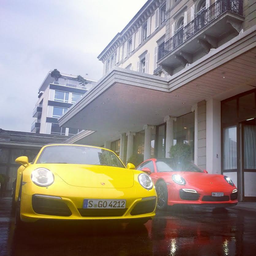 Porsche 911 Carrera Zurich