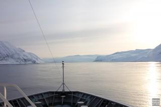 Sailing-Hurtigruten