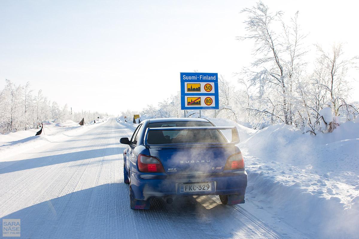 Subaru-Suomi-Finland