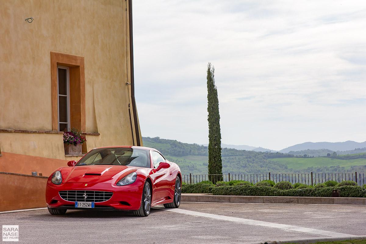 Castello di Casole Ferrari
