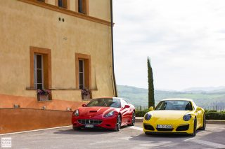 Castello-di-Casole-Porsche-Ferrari