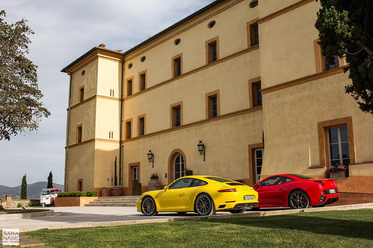 Castello-di-Casole-Porsche-Ferrari-Tuscany