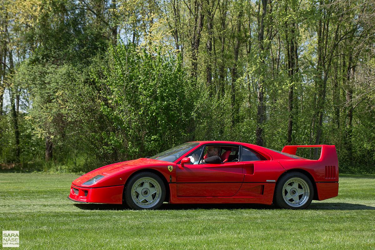 Ferrari-F40-Cars-Coffee