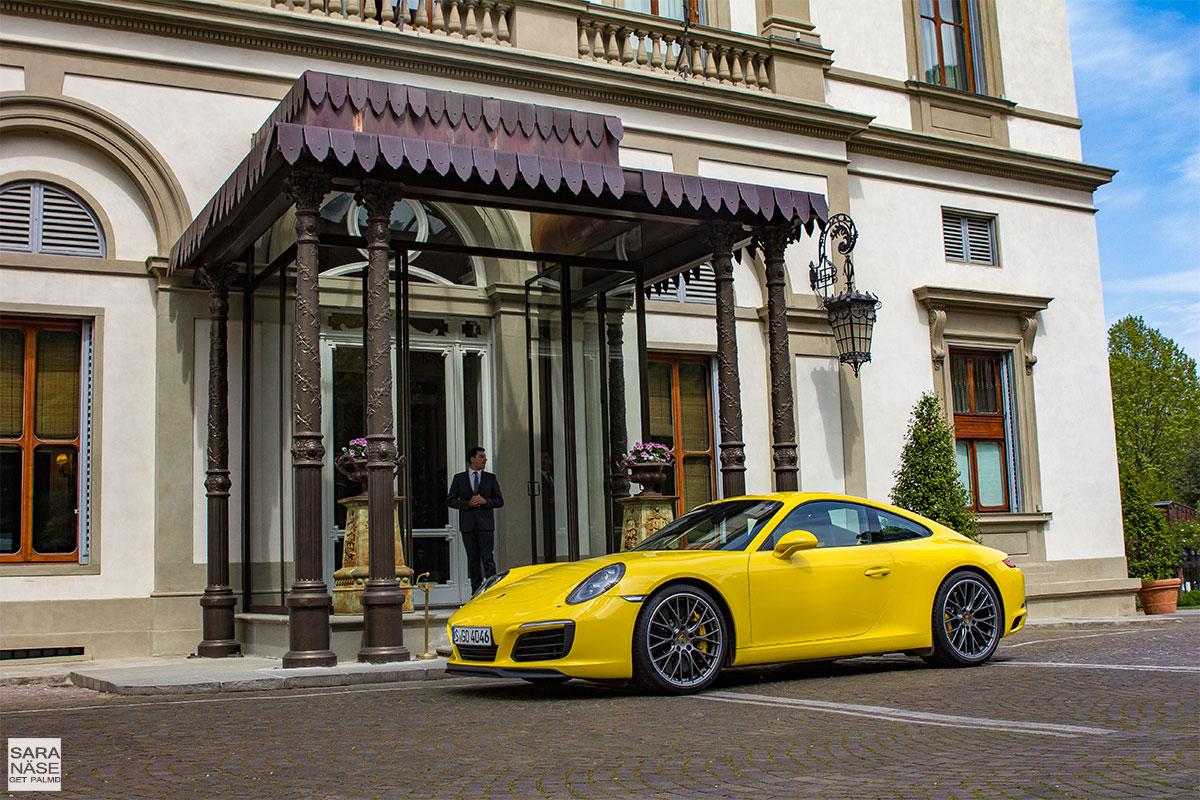 Porsche 911.2 Carrera S Firenze