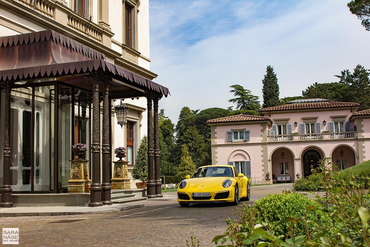 VillaCora-Porsche