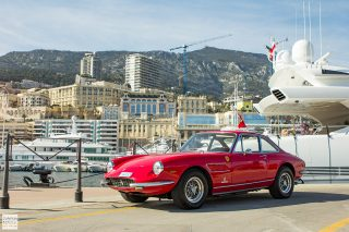 Classic-Ferrari-330-Monaco