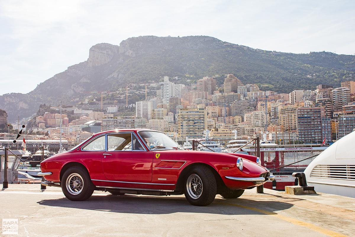 Classic Ferrari Monaco