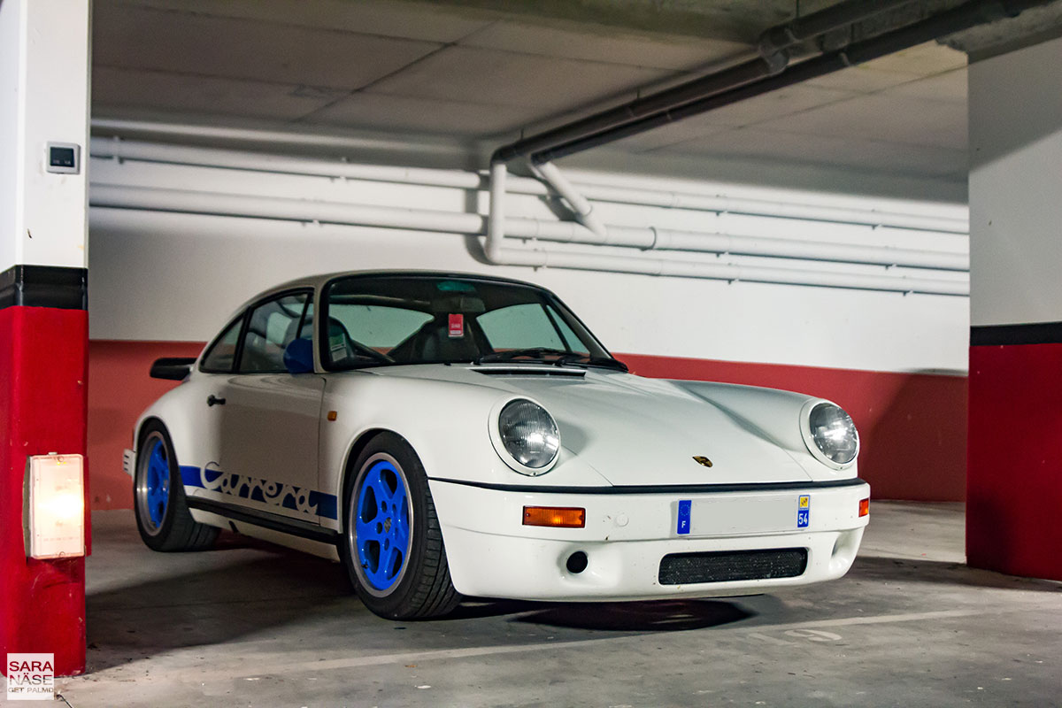 Classic-Porsche-911