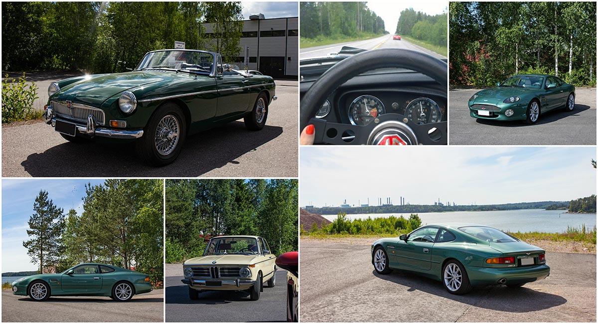 Classic cars - Harri Asunta