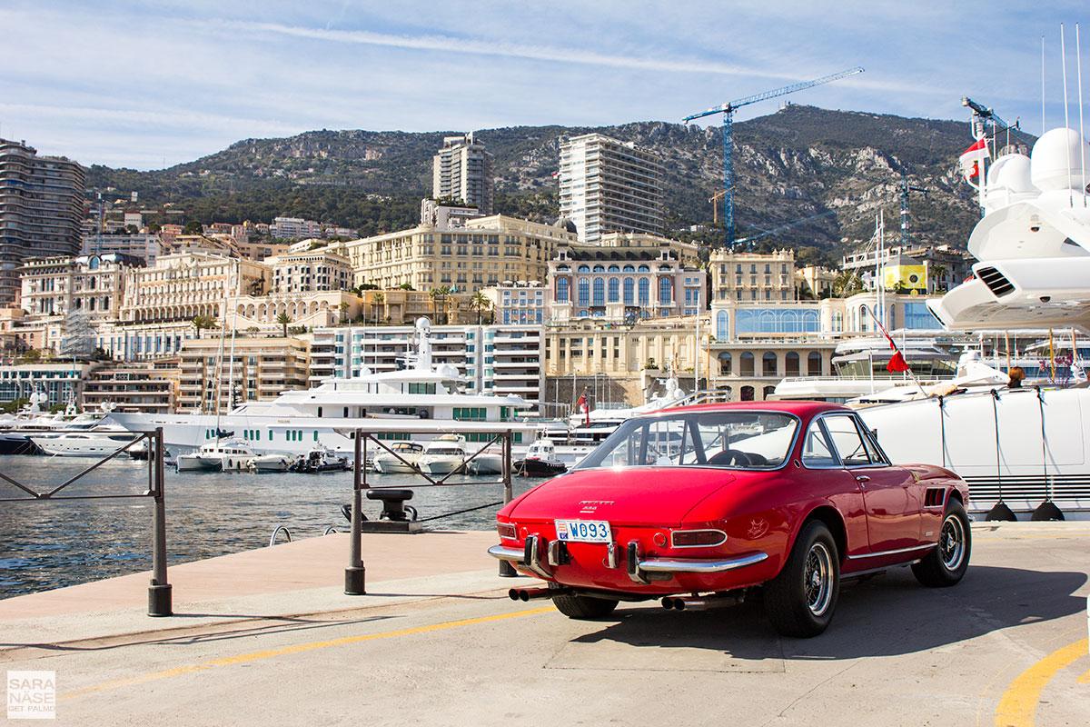 Ferrari 330 GTC Monaco