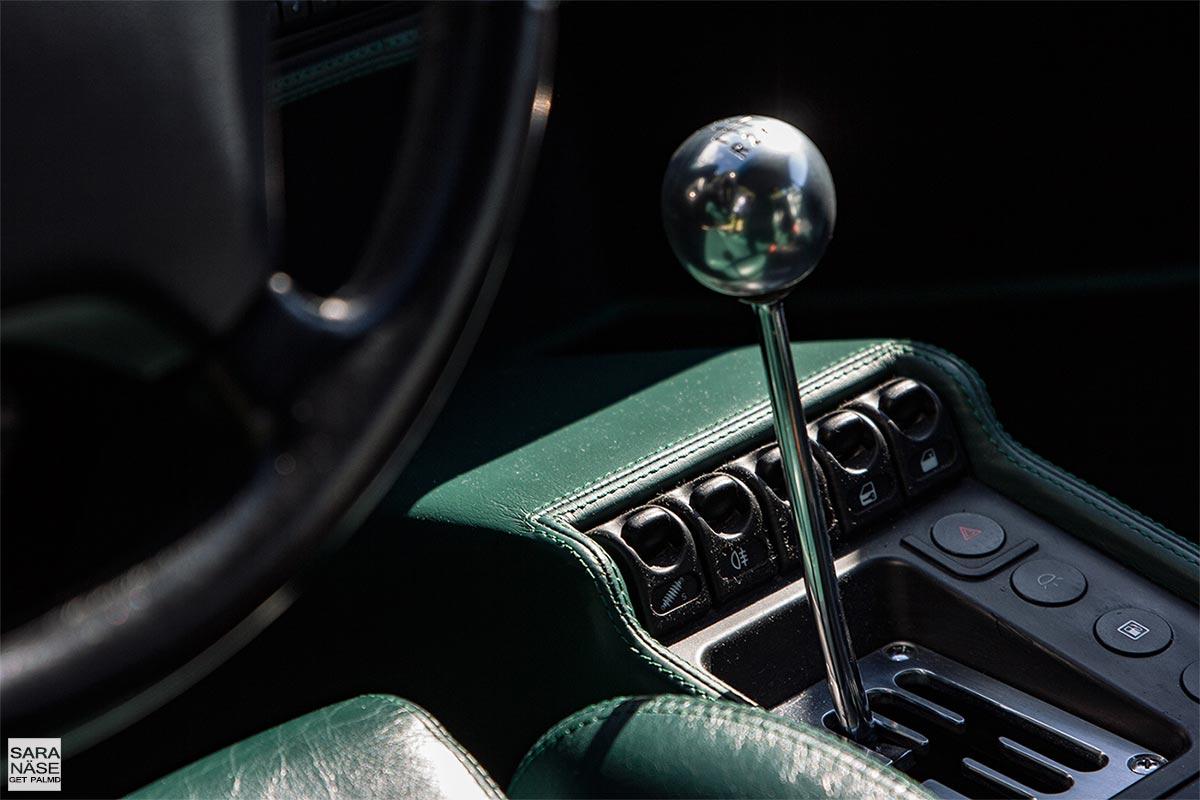 Ferrari F355 berlinetta manual gear knob