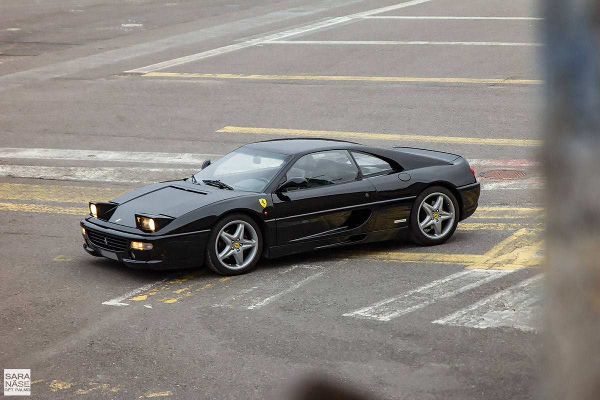 Ferrari F355 Berlinetta My Best Weekend Date Ever