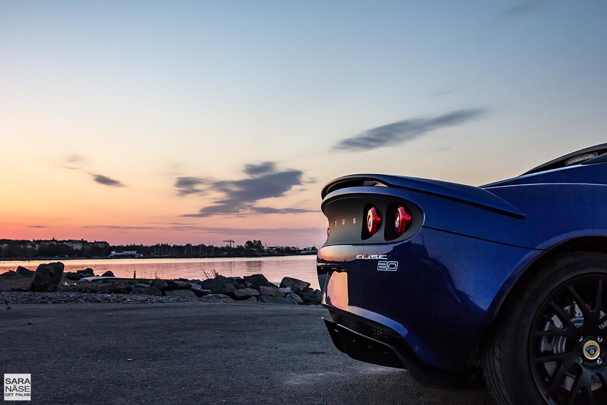 Lotus Elise 20th Anniversary Edition