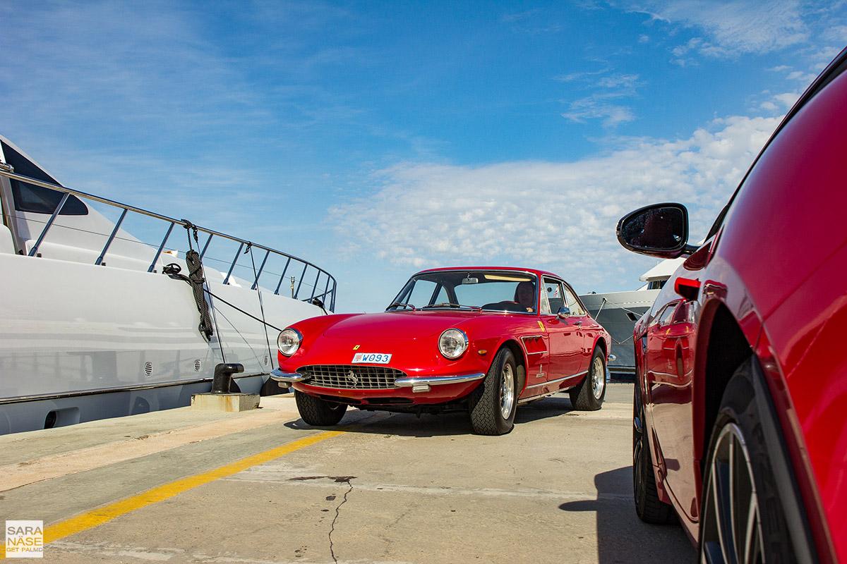 RM Autosport Ferrari