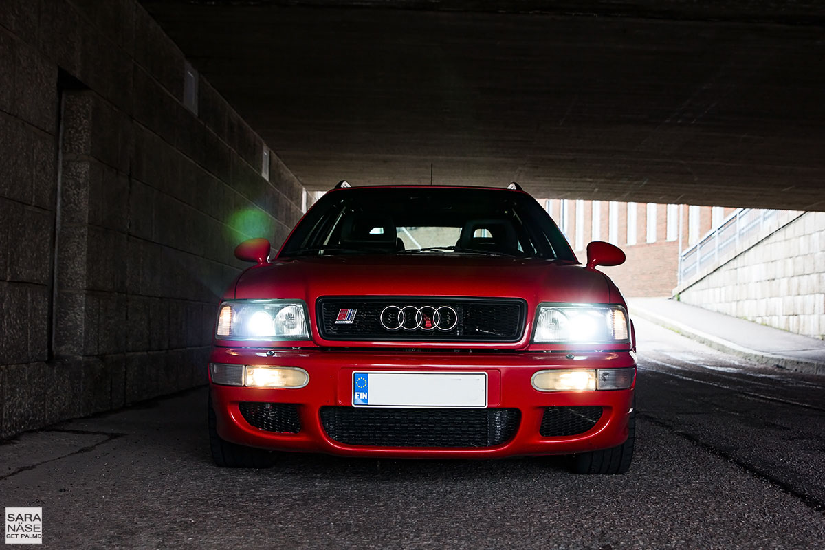 Audi Rs2 Avant Turbo Wagon From Zuffenhausen