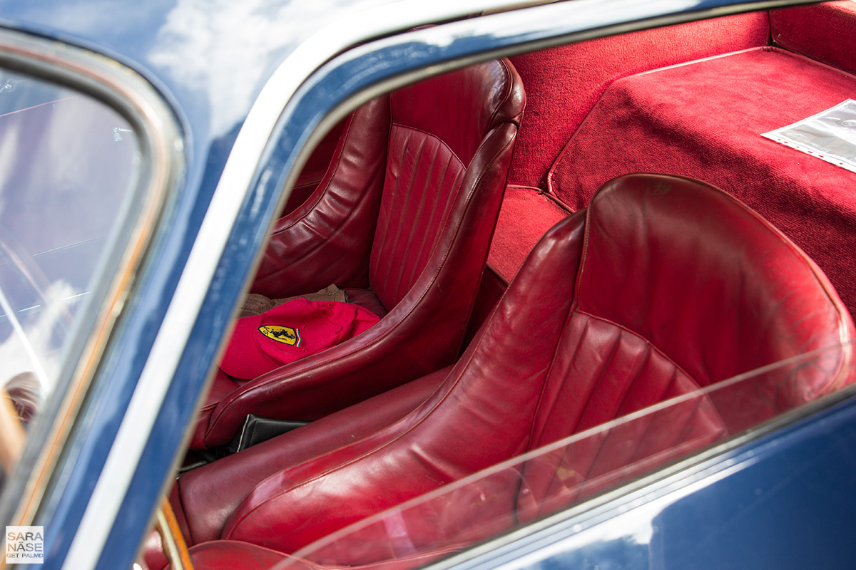 Ferrari 250 GT LWB Berlinetta Scaglietti Tour de France