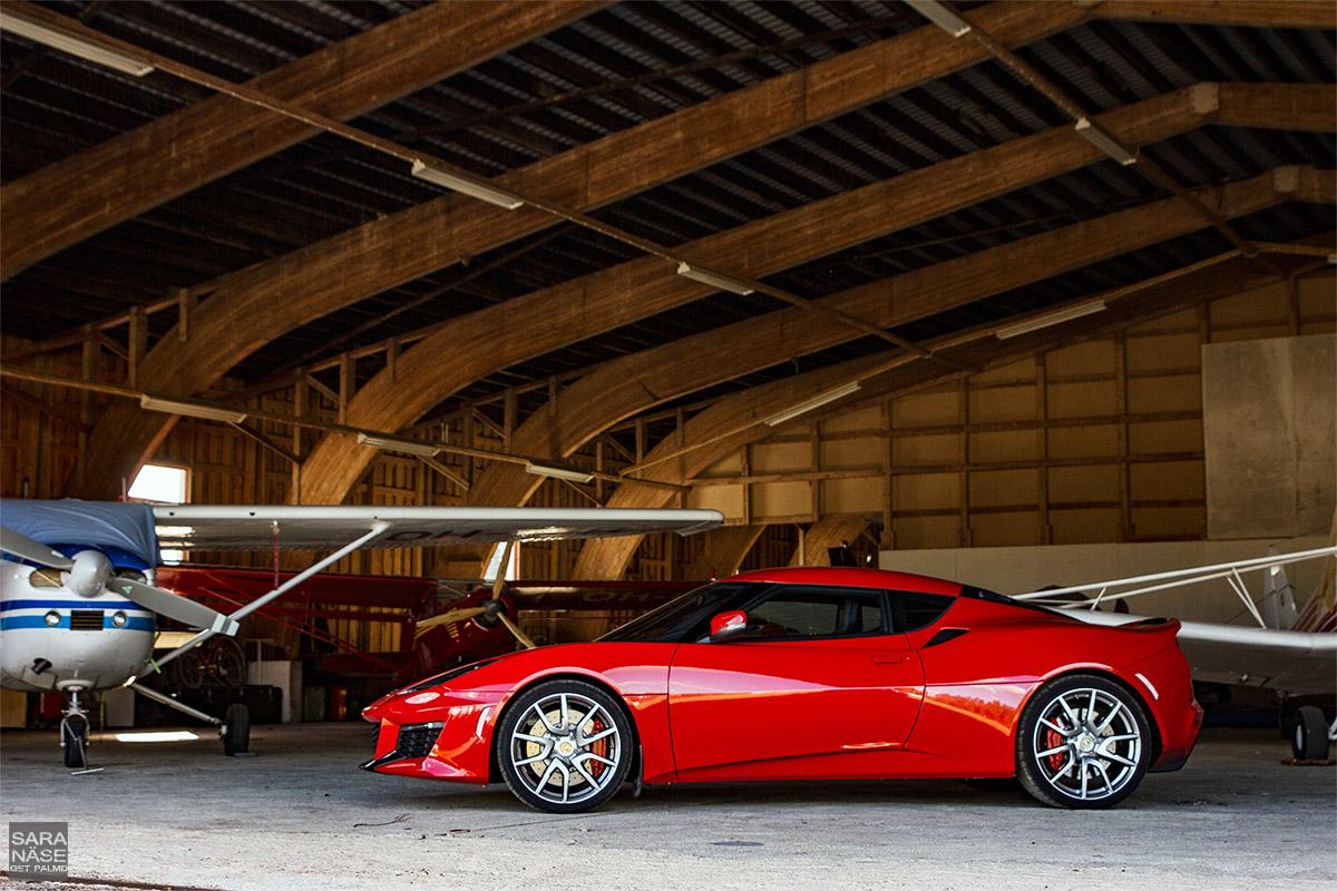 Lotus Evora 400 A Super Car From Hethel