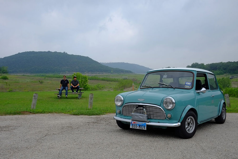 Mongol Rally 2016 Mini Cooper