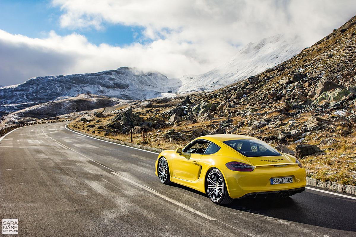 Best driving roads in Europe - Grossglockner Alpine Road