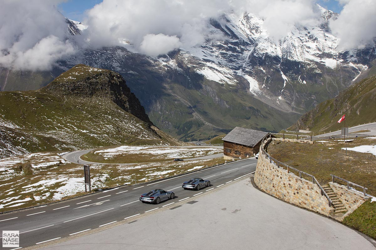 Best driving roads in Europe - Grossglockner, Austria