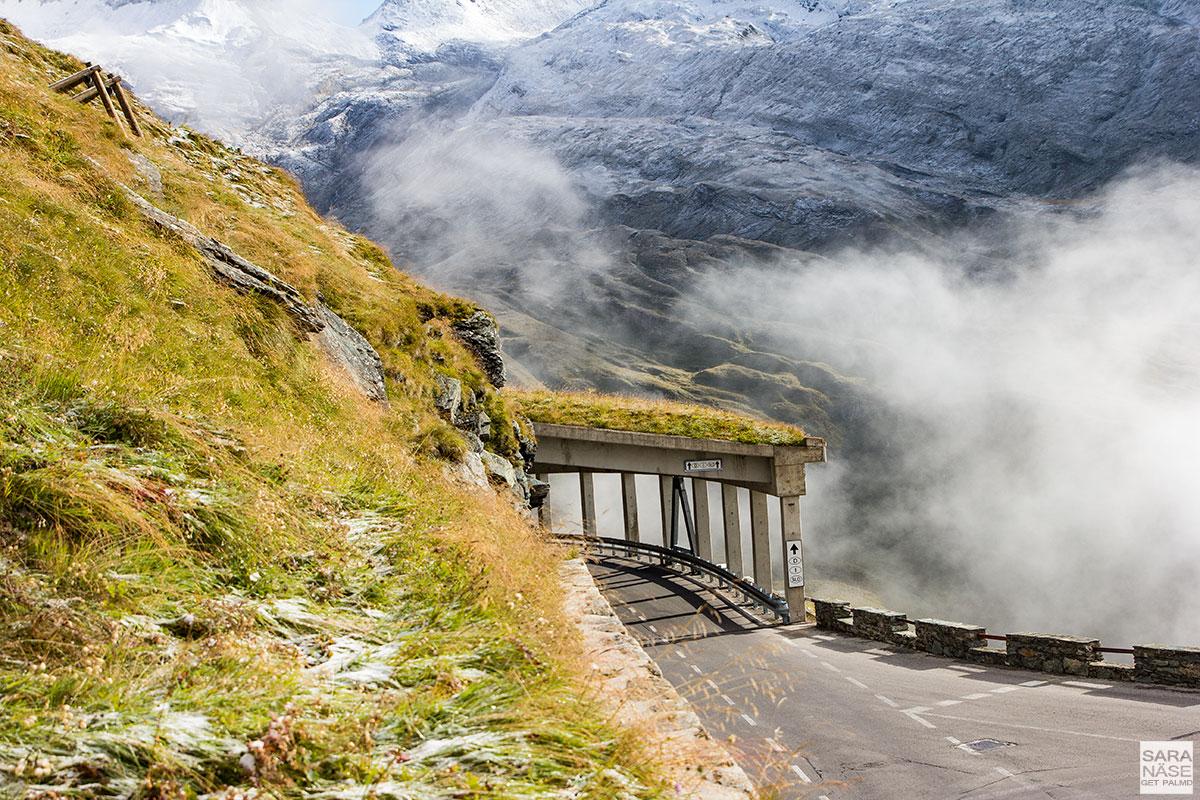 Best driving roads in Europe - Grossglockner