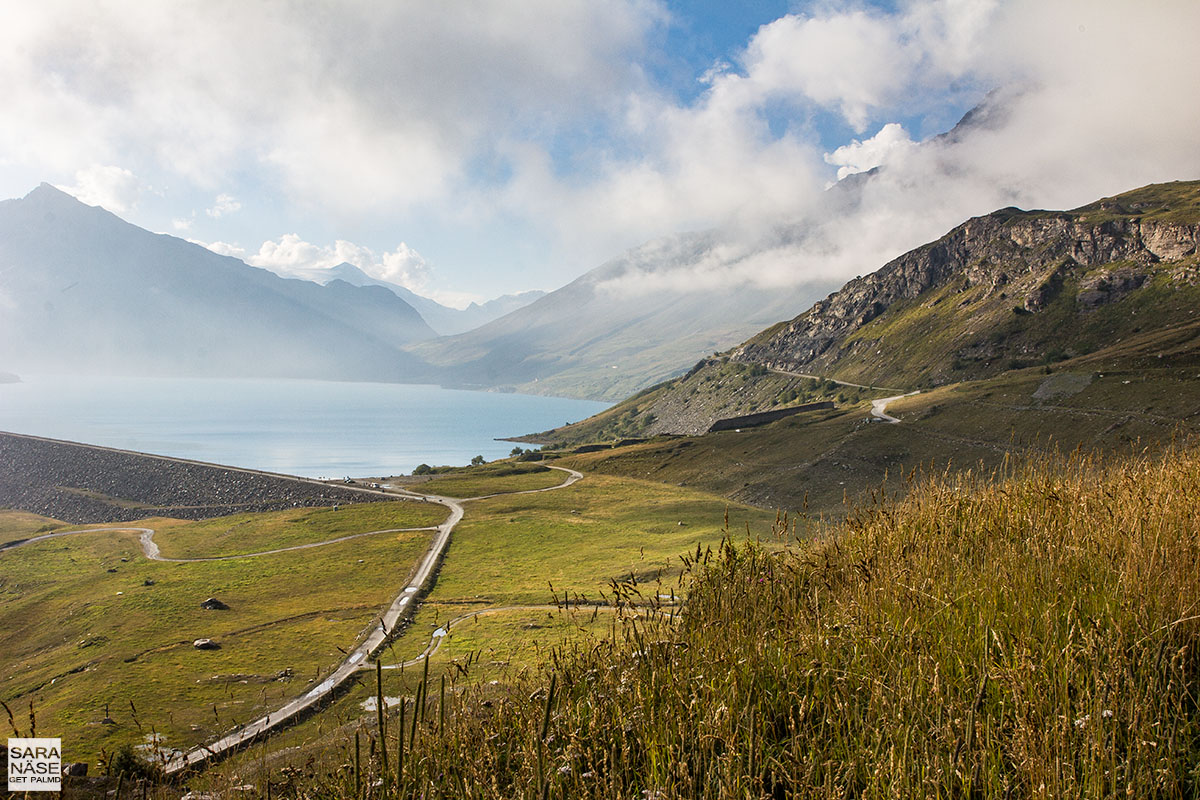 Best driving roads in Europe - Moncenicisio