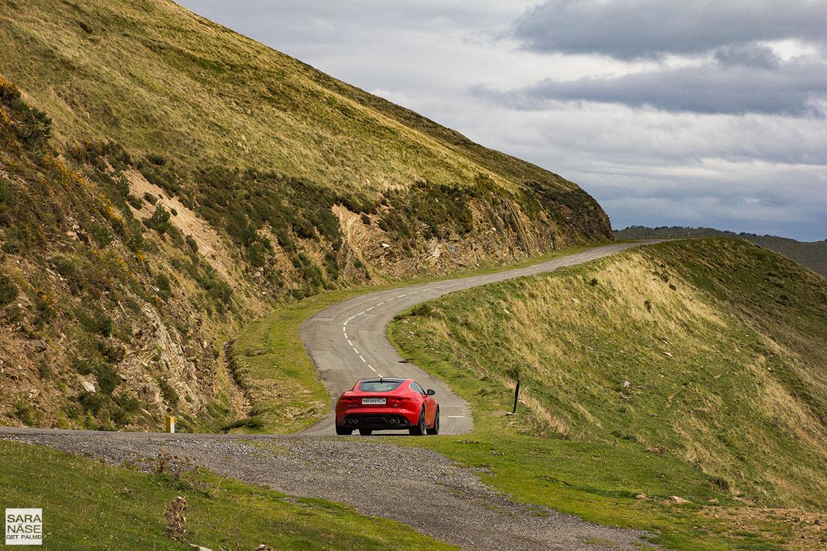 Best driving roads in Europe - Port de Larrau, Pyrenees