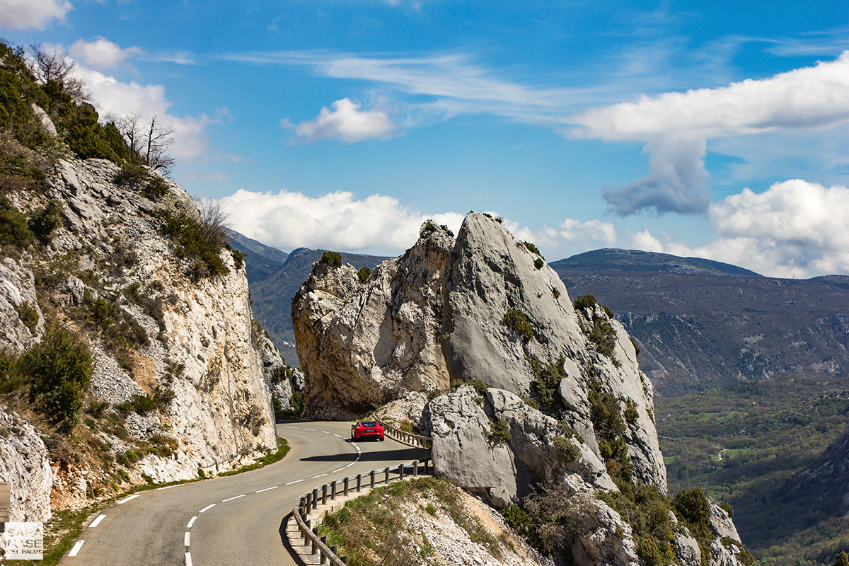 Best driving roads in Europe - Route de Thorenc