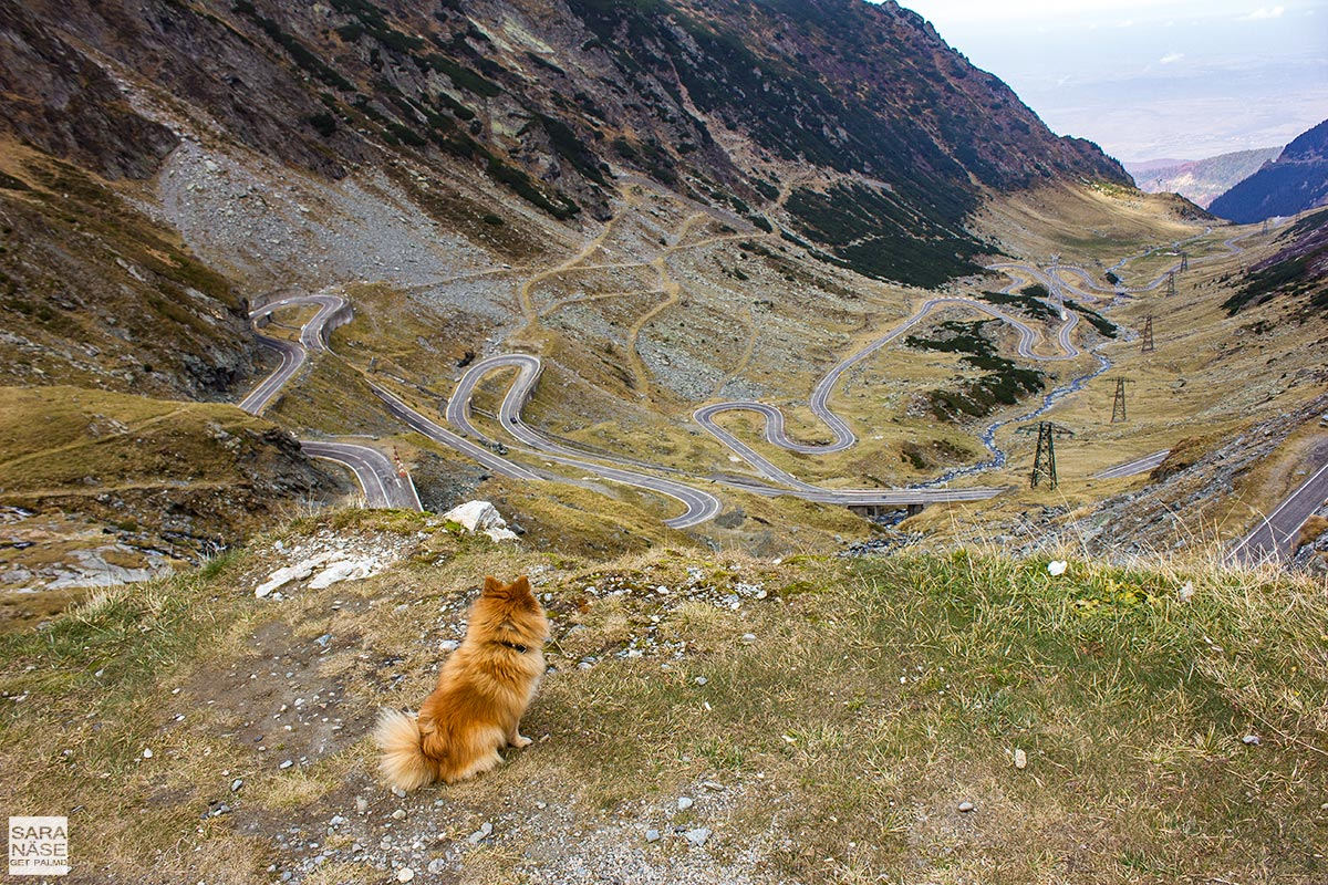 Best driving roads in Europe - Transfagarasan, Romania