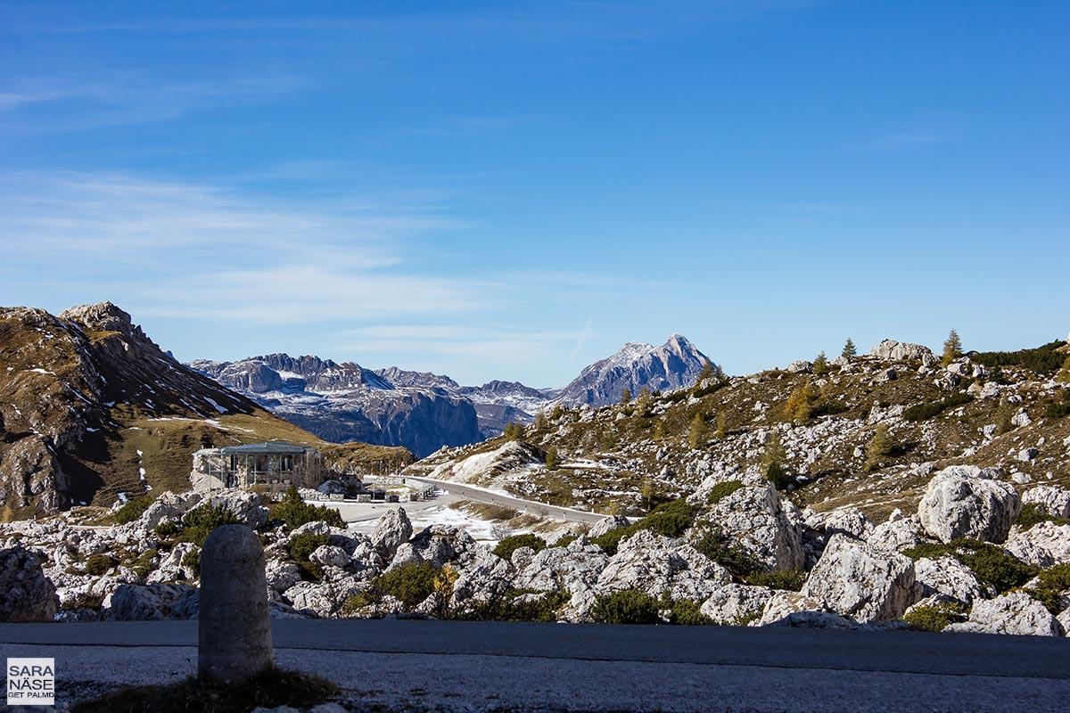 Best driving roads in Europe - Passo Valparola
