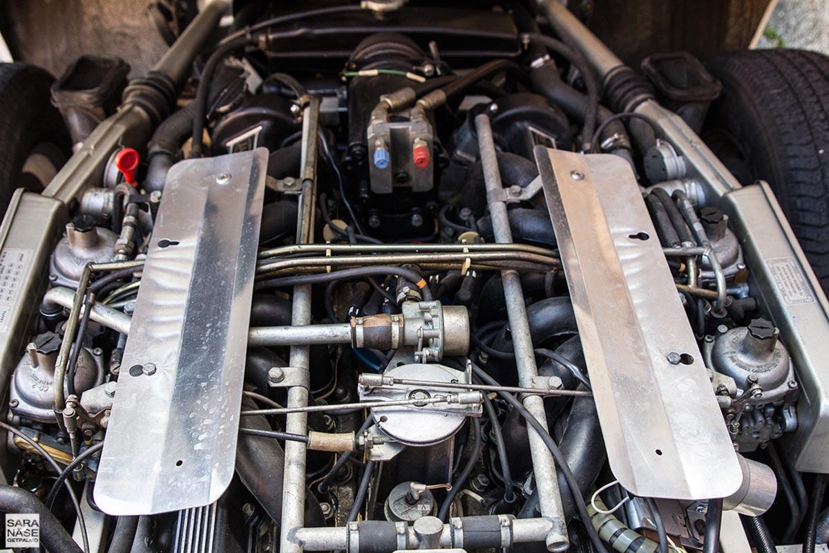 Jaguar E-Type V12 Roadster