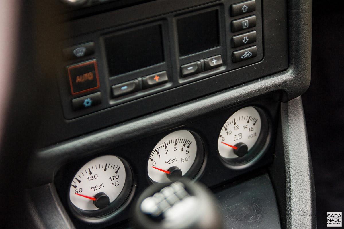 Audi RS2 Avant Porsche